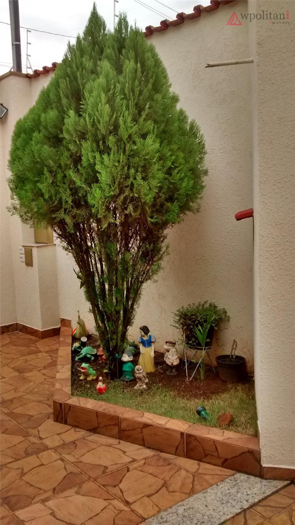 jardim paulista - linda residência com 123 m² de construção, terreno de 250 m², com 3...