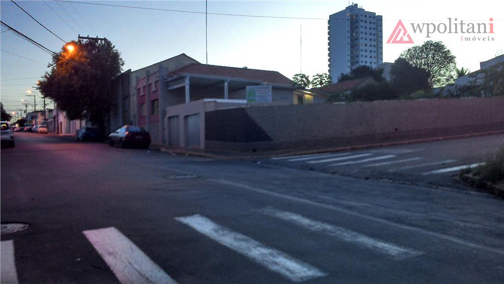 excelente terreno res/comercial medindo 1.073 m² em local privilegiado da r. riachuelo esq. r josé bonifácio....