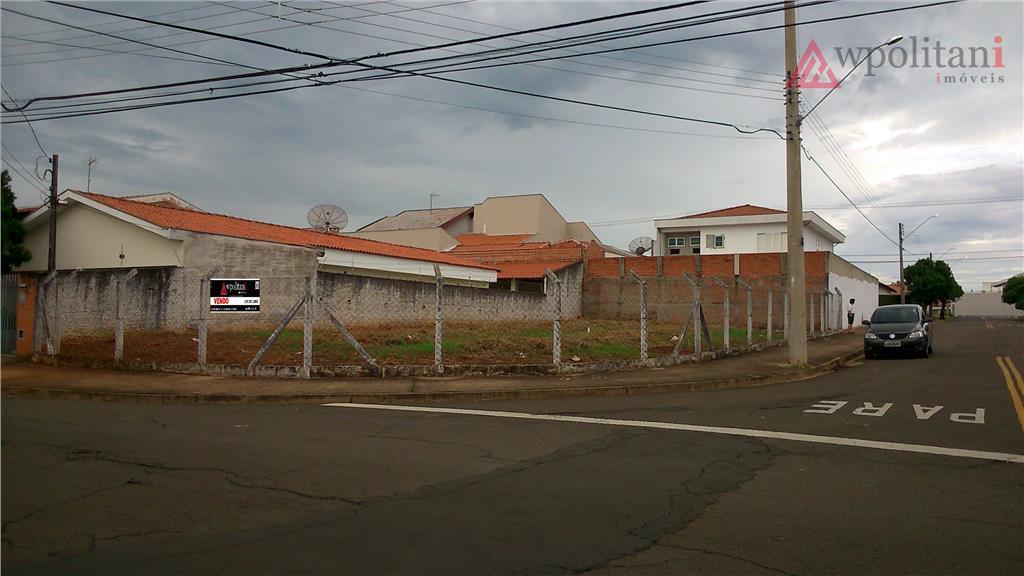 Terreno  residencial de esquina à venda, Jardim Alfa, Santa Bárbara D'Oeste.