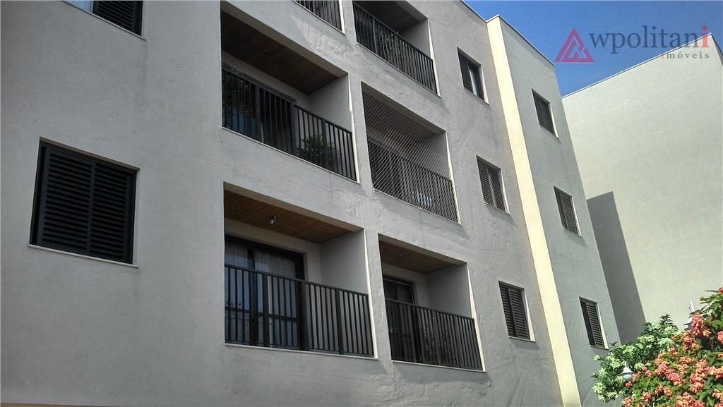 Bonito apartamento  à venda no Res. Sevilha, Vila Grego, Santa Bárbara D'Oeste.