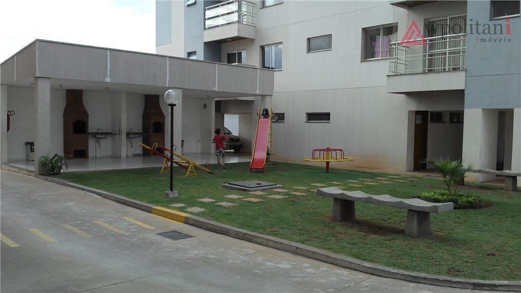apto no villa das palmeiras, 60 m², com 2 dorm (1) com armário planejado, sala 2...