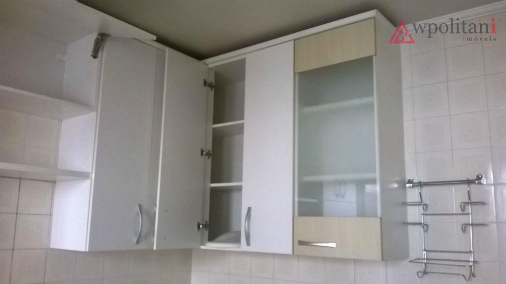 Apartamento residencial à venda, Vila Breda, Santa Bárbara D'Oeste.