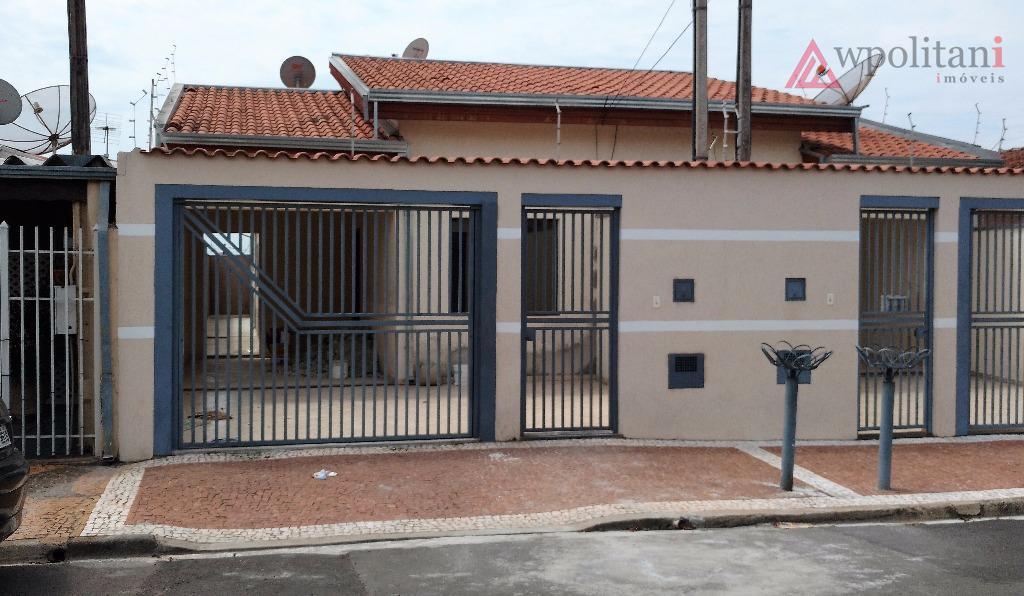 Casa 03 dormitórios à venda, Parque Olaria, Santa Bárbara D'Oeste.