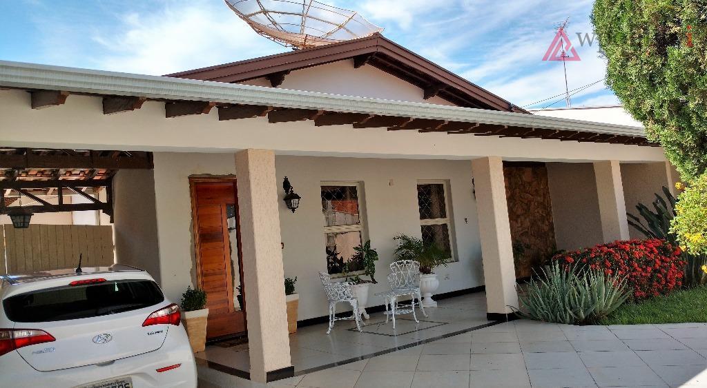 Casa térrea à venda, Jardim Primavera, Santa Bárbara D'Oeste.