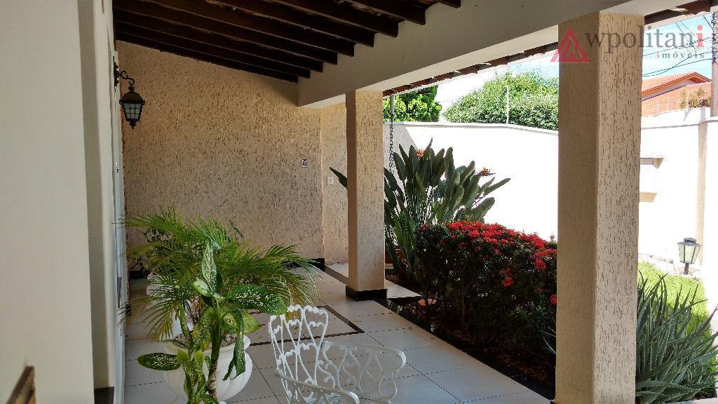 jardim primavera - casa térrea com 213,34 m² em terreno de 360,00 m²; 03 dormitórios planejados,...