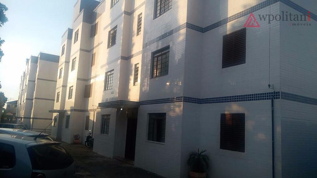 Bonito apartamento à venda, Vila Breda, Santa Bárbara D'Oeste.