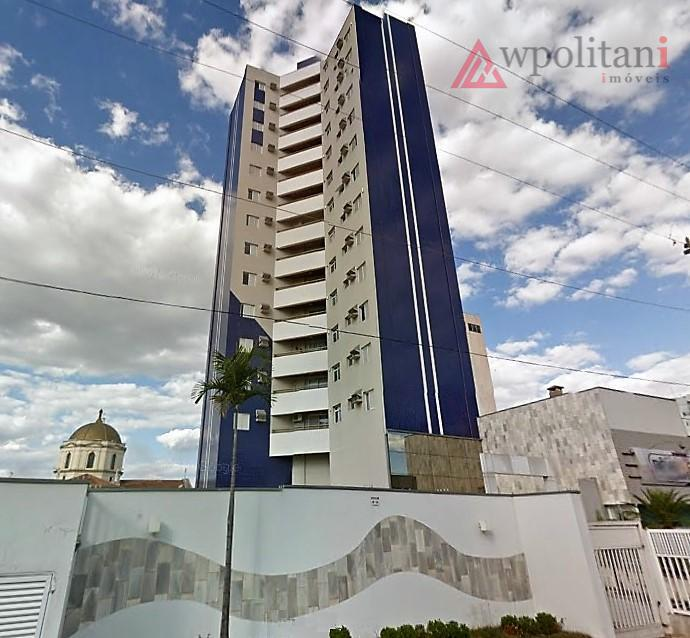 Apartamento residencial à venda, Vila Rehder, Americana.