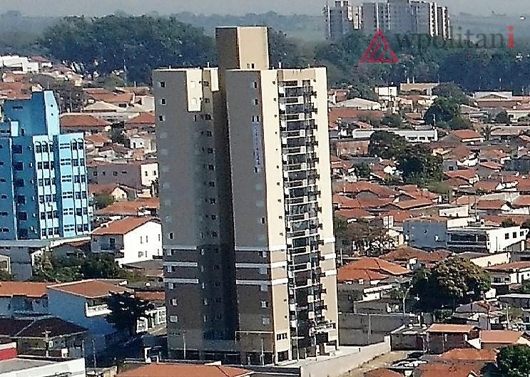 Apartamento residencial à venda, Centro, Santa Bárbara D'Oeste.