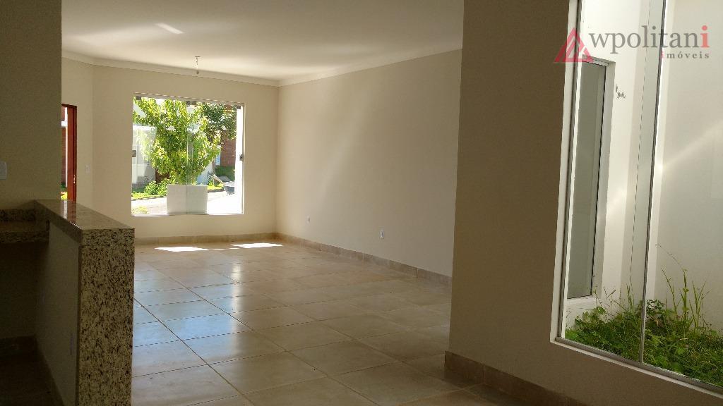 condomínio portal do horto - tupi. excelente casa térrea em fase final de acabamento. muito bem...