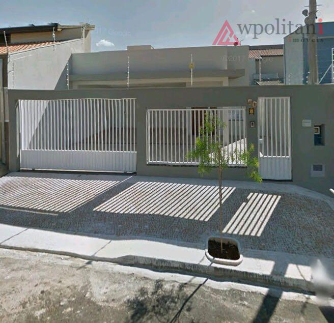 Casa térrea à venda, Jardim Souza Queiroz, Santa Bárbara D'Oeste.
