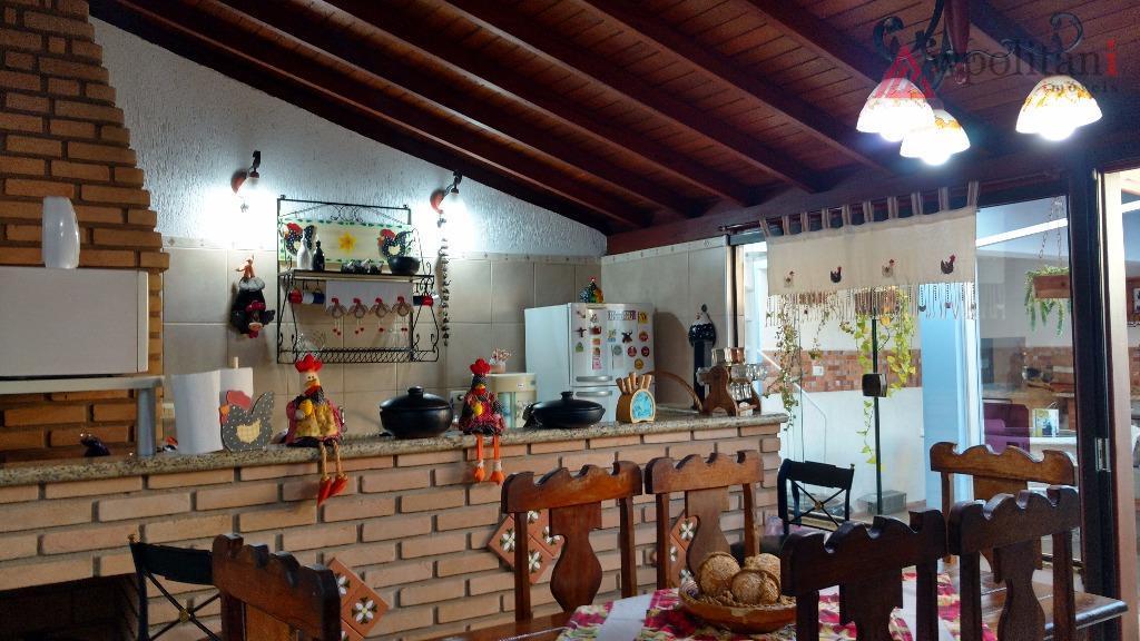 Ótima casa térrea à venda, Jardim Boa Vista, Santa Bárbara D'Oeste.