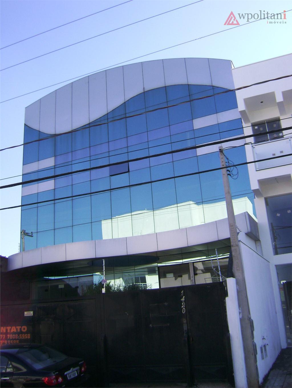 prédio comercial - em ótima localização com fachada imponente, 3 andares mais subsolo com 10 vagas,...