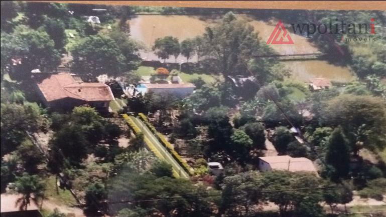 Imponente Chácara 7.200 m² à venda, Jardim Santa Alice, Santa Bárbara D'Oeste.