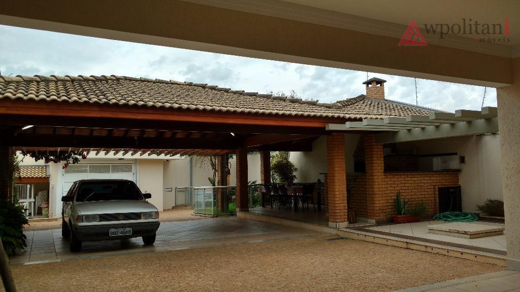 Casa térrea à venda, Jardim Panambi, Santa Bárbara D'Oeste.