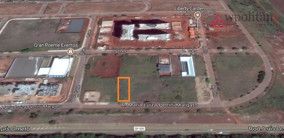 residencial dona margarida - ótimo terreno comercial com 622,64 m², com localização privilegiada, na frente da...