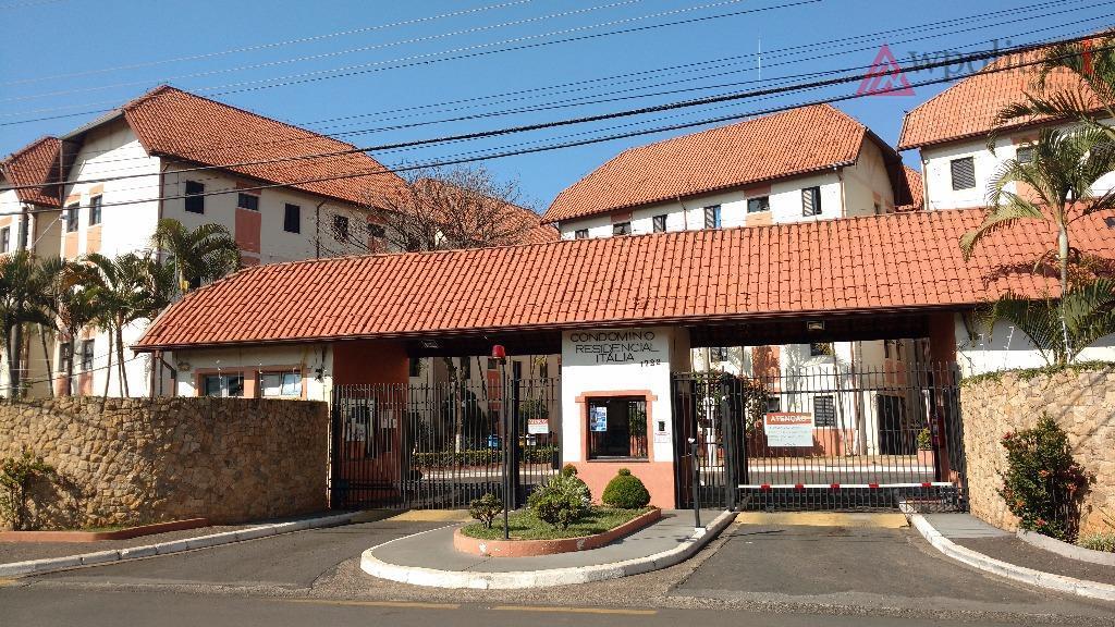 Apartamento residencial à venda, Jardim São Francisco, Santa Bárbara D'Oeste.
