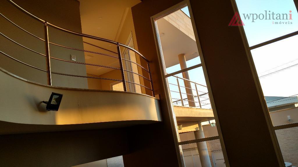 terras de santa bárbara - maravilhosa casa assobradada, arquitetura moderna, espaços muito bem divididos e aconchegantes,...