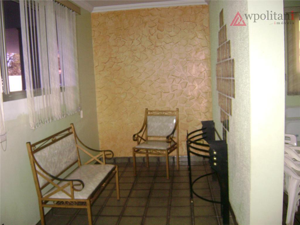 apartamento americana - jardim glória - com 98 m², 2 dormitórios, sala, cozinha, 2 banheiros, vaga...