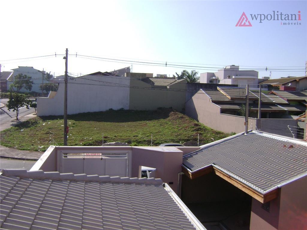 casa - jardim cândido bertini - linda casa assobradada, recém construída, com 217 m² de construção...