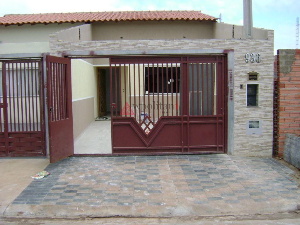 Casa residencial à venda, Vila Mollon IV, Santa Bárbara D'Oeste.