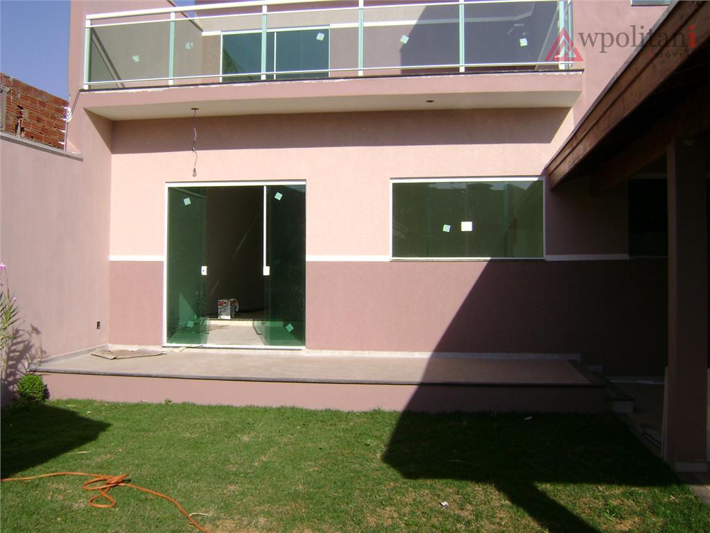 Casa residencial à venda, Jardim Cândido Bertini, Santa Bárbara D'Oeste.