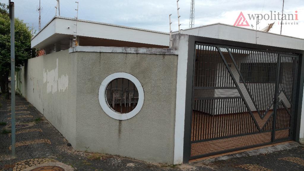 Casa resid./Comercial à venda, Vila Maria, Santa Bárbara D'Oeste.