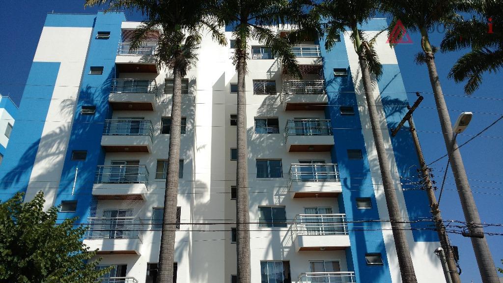 Apto residencial à venda, Jardim São Francisco, Santa Bárbara D'Oeste.
