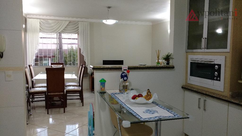 Belo Apartamento à venda, Vila Brasil, Santa Bárbara D'Oeste.