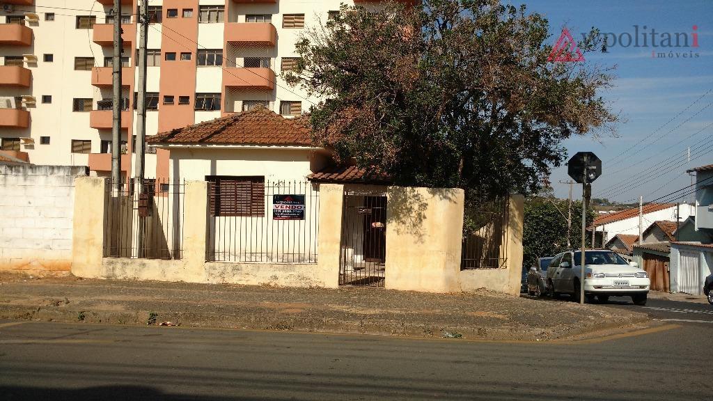 Casa para venda e locação, Centro, Santa Bárbara D'Oeste.