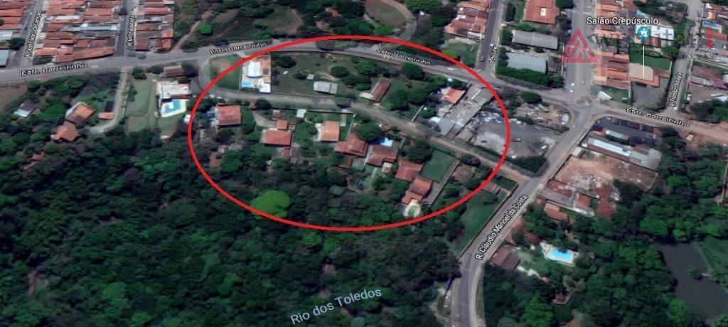 Chácara 1000 m² Lot. Beira Rios - Santa Bárbara D'Oeste/SP