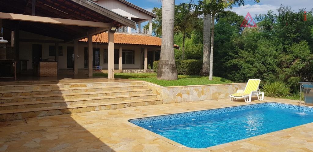 Bela Chácara à venda, 1200 m² por R$ 780.000 - Bosque dos Ipês - Americana/SP