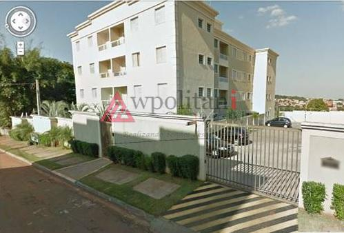 Apartamento  residencial 3 Dorm 1 Suíte à venda, Jardim Paulistano, Americana.