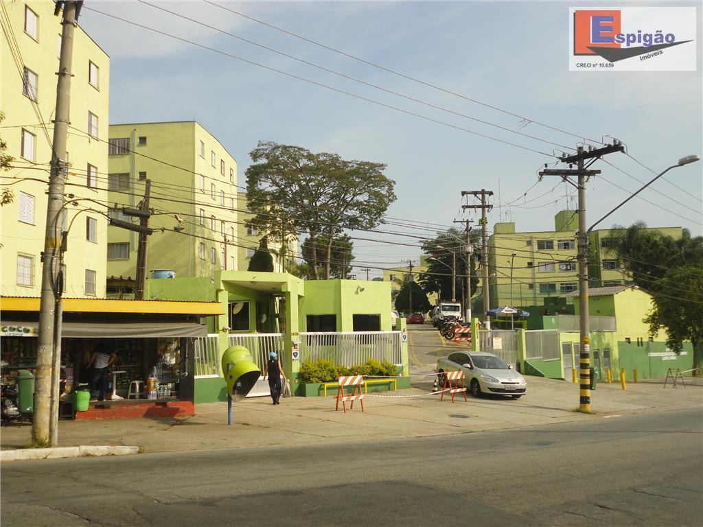Apartamento residencial à venda, Cidade São Mateus, São Paulo.
