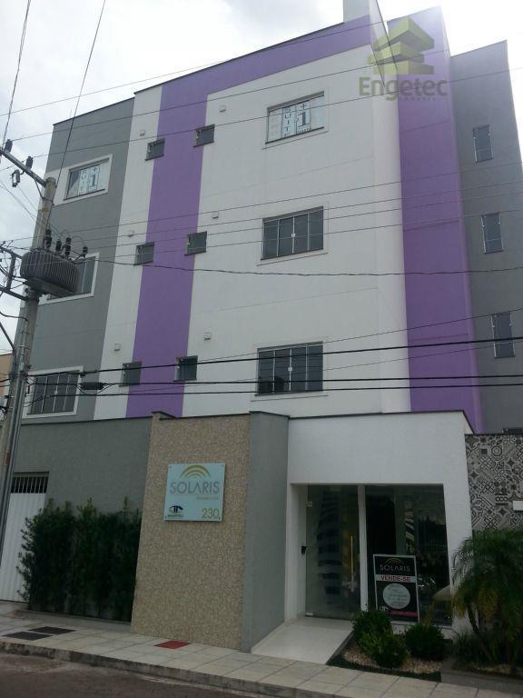 Apartamento residencial à venda, Baependi, Jaraguá do Sul.
