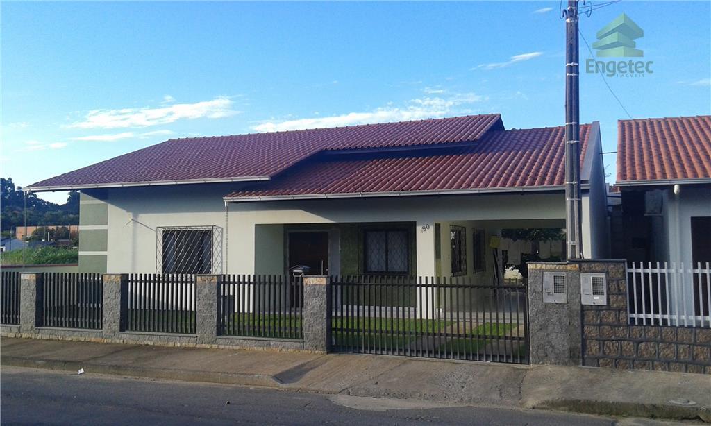 Casa residencial à venda, Barra do Rio Cerro, Jaraguá do Sul.