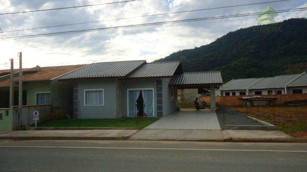 Casa residencial à venda, Rio Hern, Schroeder.