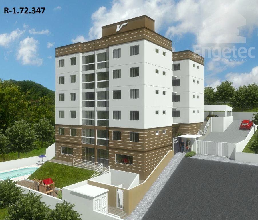 Apartamento residencial à venda, Rau, Jaraguá do Sul.