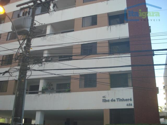 Apartamento com 3 dormitórios à venda, 83 m² por R$ 310.000 - Rio Vermelho - Salvador/BA