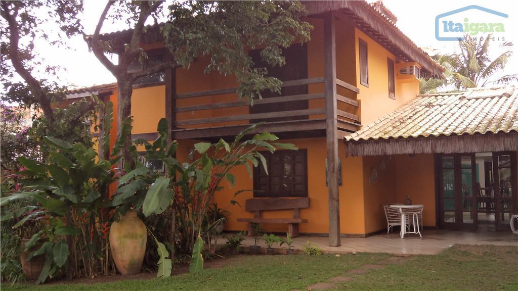 Casa  residencial à venda, Enseada Praia Da Espera, Itacimirim.