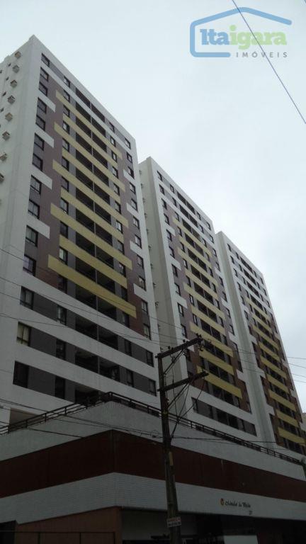Apartamento residencial à venda, Pituba, Salvador - AP0483.