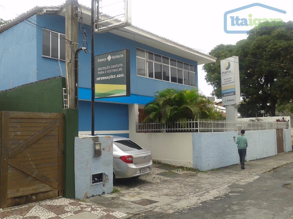 Casa comercial para venda e locação, Rio Vermelho, Salvador.
