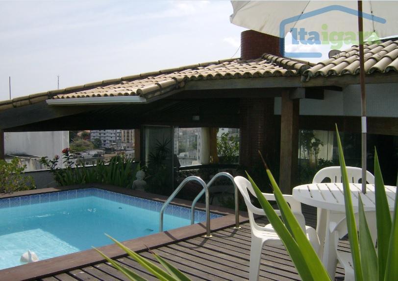 Cobertura com 4 dormitórios à venda, 240 m² por R$ 690.000 - Rio Vermelho - Salvador/BA