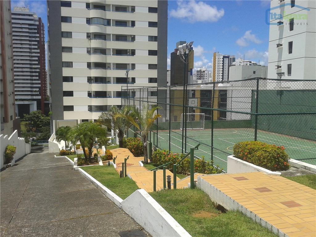 Apartamento com 3 dormitórios à venda, 110 m² por R$ 550.000 - Rio Vermelho - Salvador/BA
