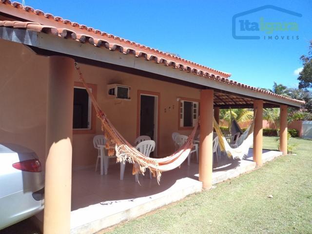 Casa temporada para venda e locação, Itacimirim, Itacimirim - CA0023.