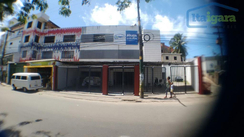 Prédio comercial para locação, Rio Vermelho, Salvador.