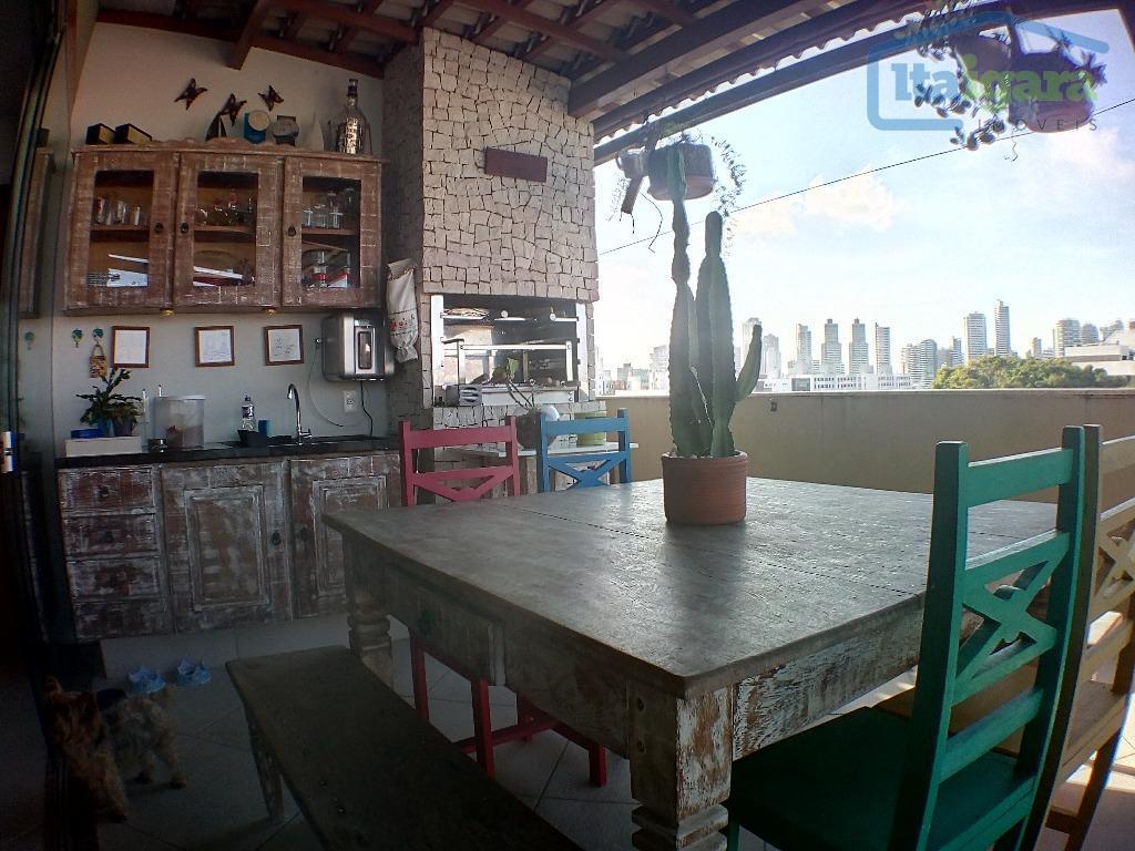 Cobertura residencial à venda, Rio Vermelho, Salvador.