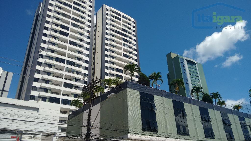 Apartamento residencial à venda, Brotas, Salvador.