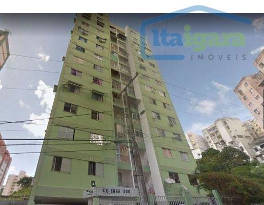 Apartamento com 2 dormitórios à venda, 67 m² por R$ 205.000 - Brotas - Salvador/BA