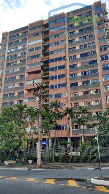 Apartamento com 4 dormitórios à venda, 180 m² por R$ 700.000 - Itaigara - Salvador/BA