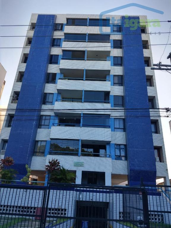 Apartamento com 3 dormitórios à venda, 115 m² por R$ 299.000 - Costa Azul - Salvador/BA